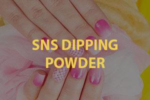Envy Nails SNS Dipping Powder Menu